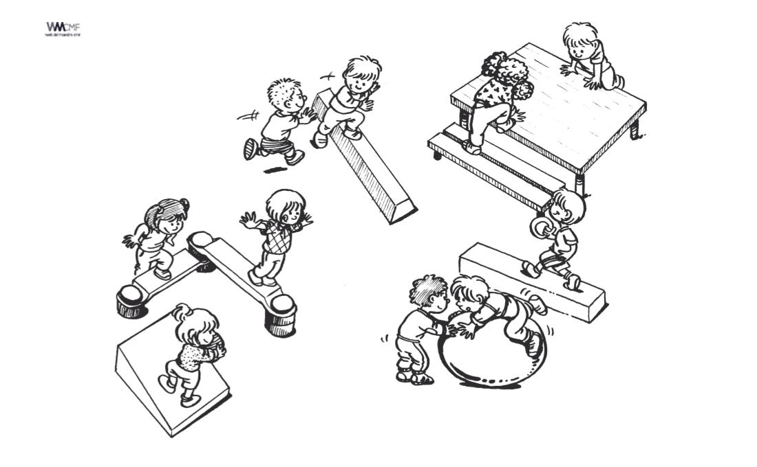 rutinas de activacion fisica para preescolar