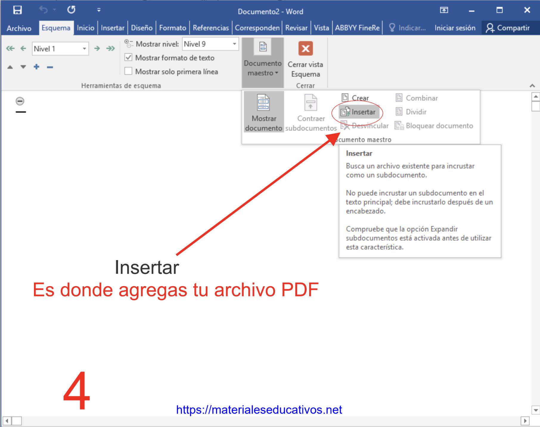 Ayuda Para Docentes Cómo Convertir Pdf A Word Sin Instalar Programas Externos