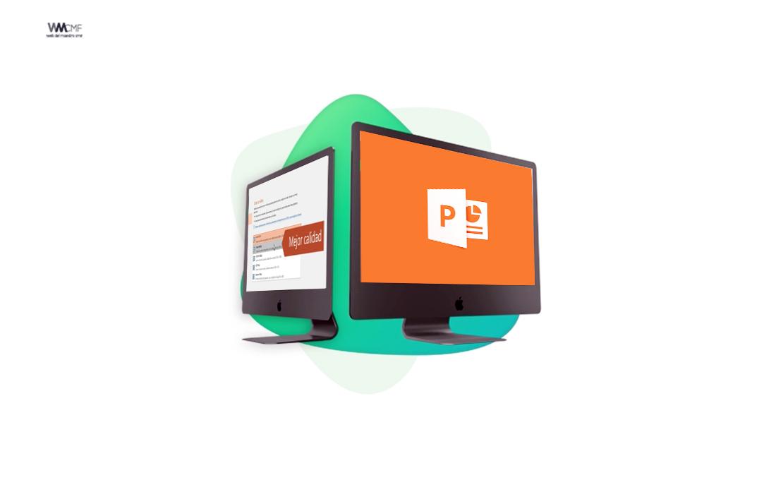 """¿Cómo convertir un """"Powerpoint"""" en archivo de vídeo con audio para tus clases?"""