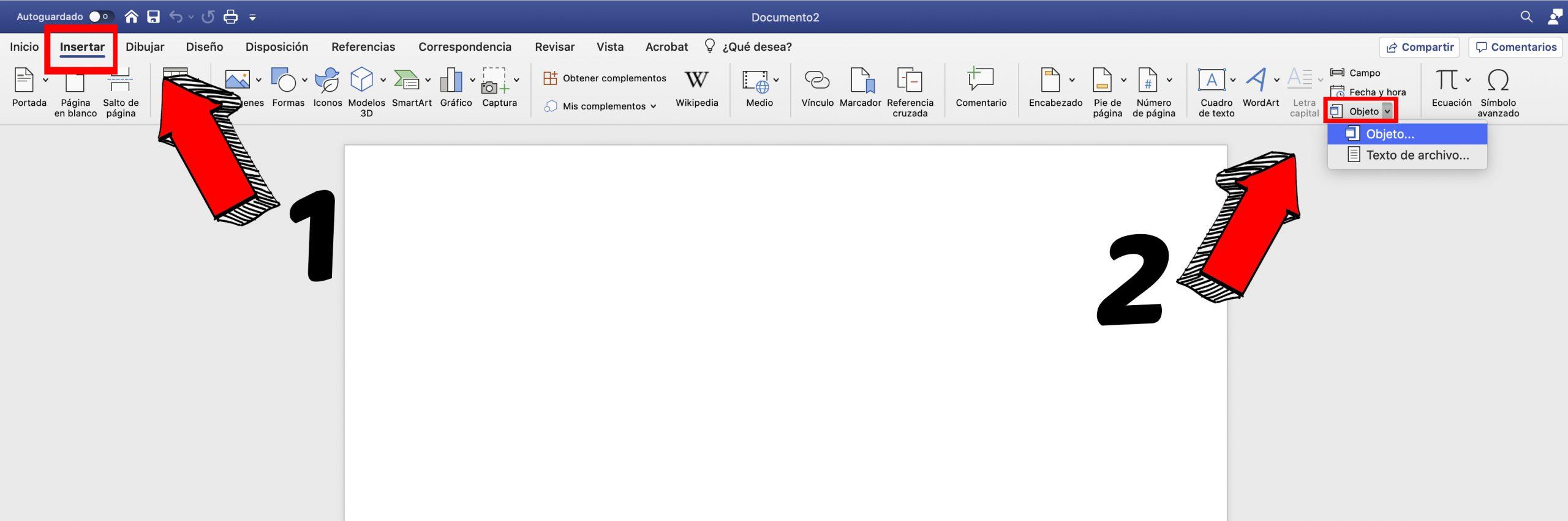 Cómo Juntar Varios Documentos De Word Y Pdf En Uno Solo