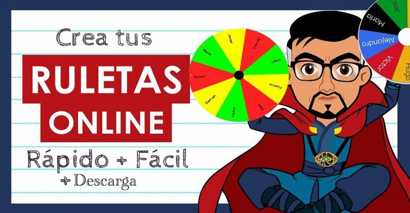 ruleta online para clases